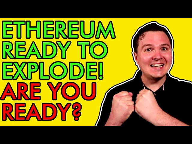#Ethereum #ETH ETHEREUM READY TO EXPLODE! IF YOU ARE A CRYPTO HOLDER YOU MUST SEE THIS! [Get Ready!]