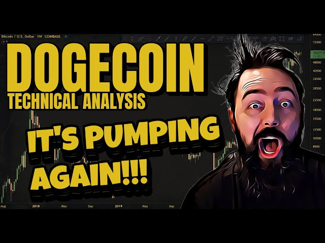 THIS THING CANT STOP PUMPING!!! - Dogecoin DOGE Analysis And Price Prediction.