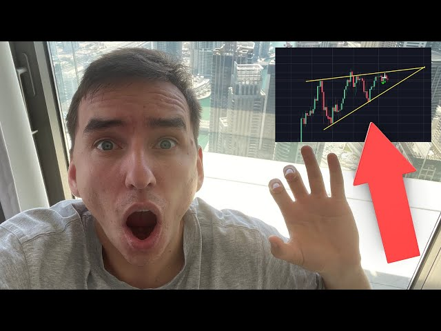 THIS NEWS MEANS BITCOIN TO $70,000 WILL HAPPEN ANY MINUTE NOW!!! [shocking pattern]