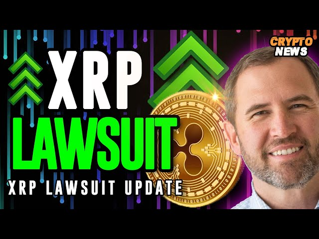 IMPORTANT XRP LAWSUIT NEWS UPDATE!!! + PRICE TARGET!   CR… #Ripple #XRP