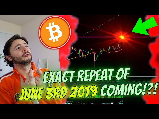 BITCOIN EXACT **JUNE 3RD 2019** REPEAT!? – HERE'S *WHEN A…