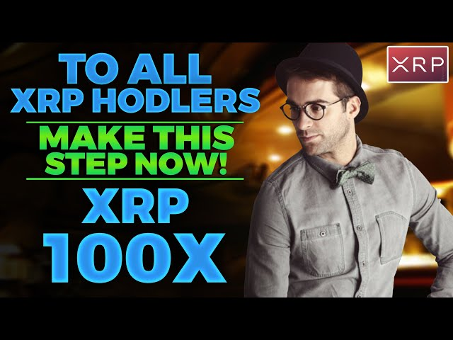 XRP News You NEE TO SEE As A XRP HODLER! (Do This Now) XR… #Ripple #XRP