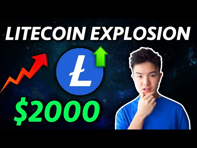 This Litecoin Crash WILL MAKE Millionaires *$2000 COMING*