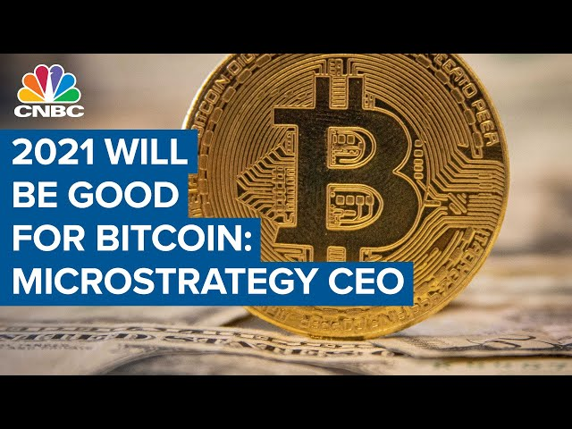 2021 is going to be a good year for bitcoin: Microstrateg… #Bitcoin #BTC