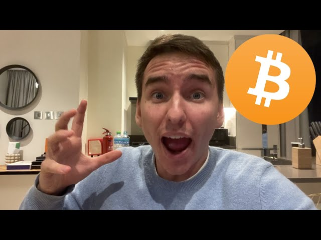 A SCARY BITCOIN SIGNAL JUST FLASHED RIGHT NOW!!!!! [insane] #Bitcoin #BTC