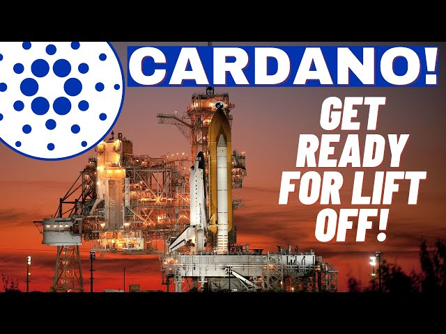 Cardano ADA Don't Get Shaken Out! They Want You To Sell Y… #Cardano #ADA