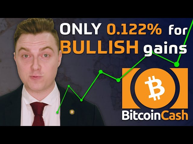 New Bitcoin Cash (BCH) Coinbase Rule - Only 0.122% for Bullish Gains and Security