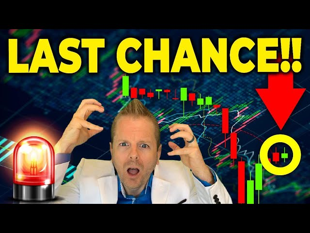 ATTENTION BITCOIN HOLDERS: This Is Your LAST CHANCE (act … #Bitcoin #BTC