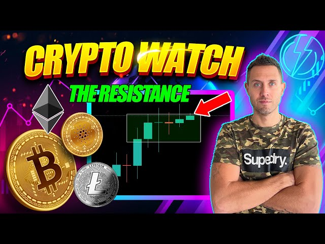 HUGE BITCOIN PRICE INDICATOR! (Are you Watching These Alt… #Bitcoin #BTC