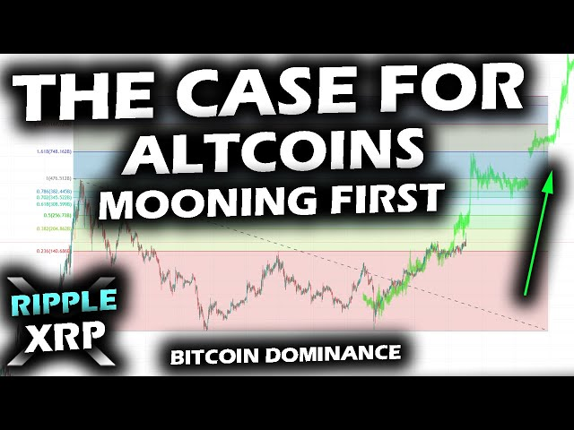 THE CASE FOR ALTCOINS and the Ripple XRP Price Chart SHOOTING UP FIRST Before Bitcoin