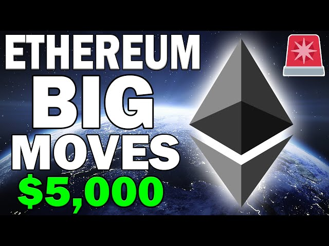 #Ethereum #ETH IMPORTANT!! INCOMING NEW HIGHS FOR ETHEREUM! $5000+