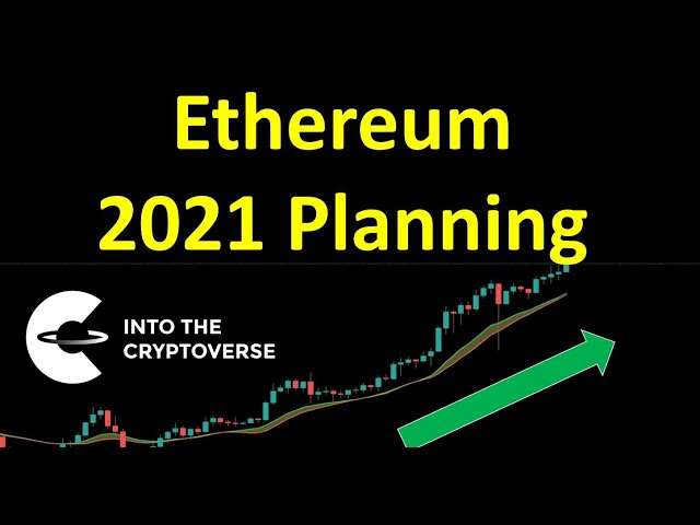 2021 Planning #Ethereum #ETH