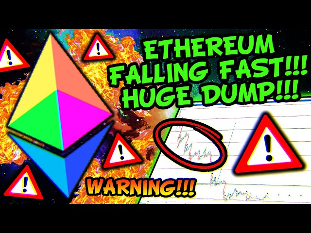 ETHEREUM CRASH TO $1,100 AND CARDANO PUMP TO $10.00!!??? #Ethereum #ETH