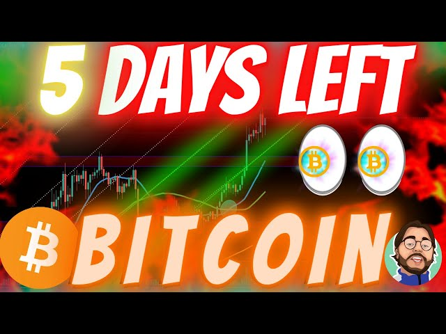 #Bitcoin #BTC BITCOIN IS A TICKING TIME B**B – But DON'T BE FOOLED BY *THIS*!!!!