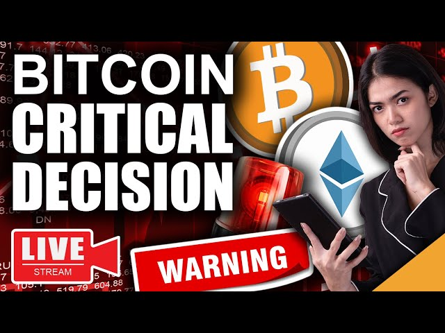 Warning!! Bitcoin Massive MOVE Incoming (Dangerous Decisi… #Bitcoin #BTC