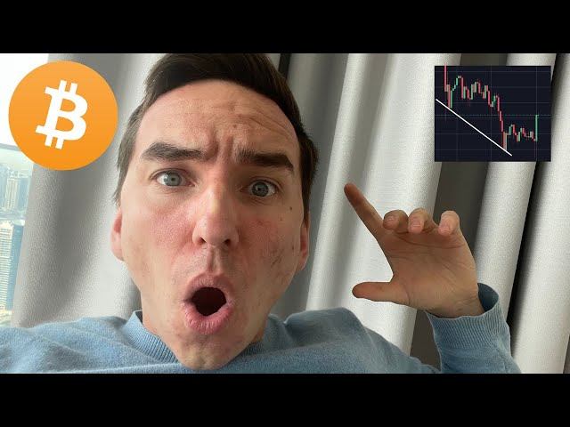 THIS NEXT MOVE FOR BITCOIN WILL SURPRISE THE WORLD!!!! [my next trade]