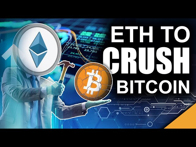 Ethereum to CRUSH Bitcoin (New Upgrade Changes EVERYTHING) #Ethereum #ETH