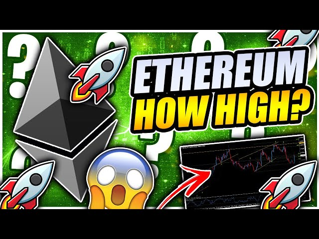 ETHEREUM HUGE MOVE INCOMING!!!! (Here's why) #Ethereum #ETH