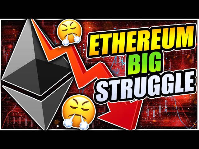 ETHEREUM MINER FUD CRASH TO $1,400!!!?? BITCOIN SHOWING S… #Ethereum #ETH