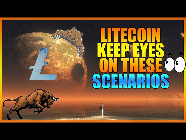LITECOIN THE IMPORTANT SCENARIOS ALL LITECOIN INVESTORS MUST KEEP EYES ON UPCOMING DAYS/ WEEKS!!