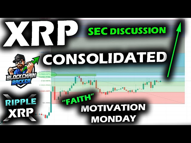 MENTALLY PREPARED FOR THE BIG GREEN LINE on the Ripple XR… #Ripple #XRP