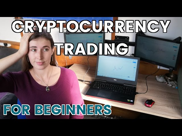 #crypto #beginner Trading Cryptocurrency for Beginners (Cryptocurrency Explained)