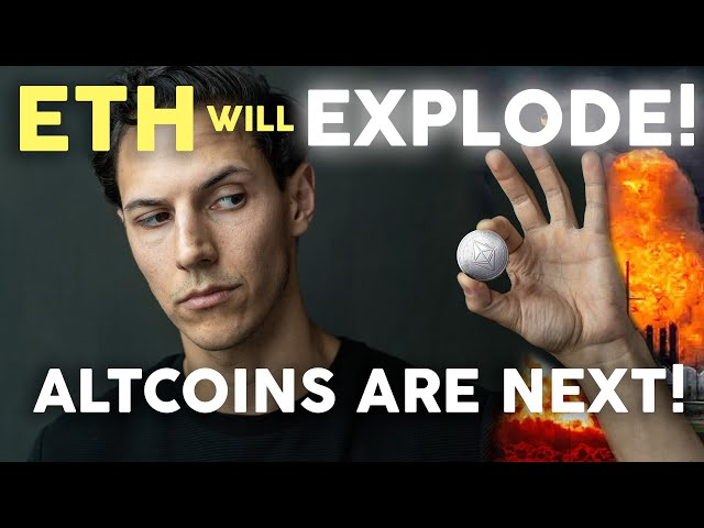 ETHEREUM and ALTCOINS will EXPLODE NEXT after Bitcoin! #Ethereum #ETH