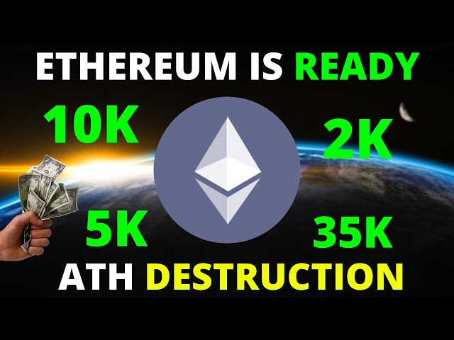 Why Ethereum (ETH) is About to DESTROY its All Time High … #Ethereum #ETH