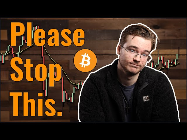 #Bitcoin #BTC This Is Why We're BULLISH ON BITCOIN! – STOP MAKING THIS MISTAKE
