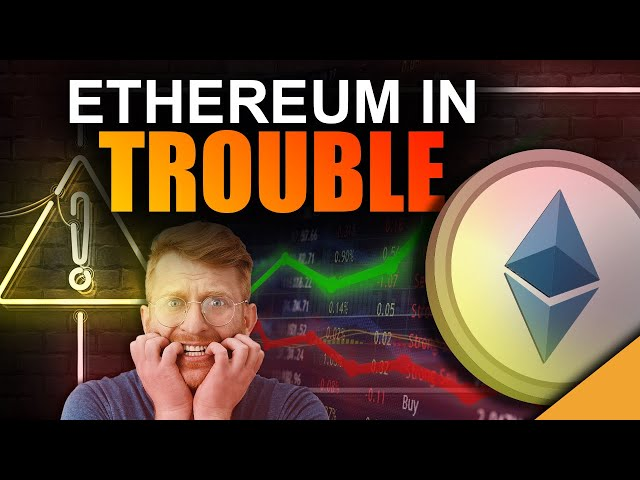 Ethereum in TROUBLE (1 Reason People are Dumping ETH) #Ethereum #ETH