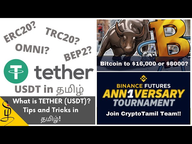 #Tether #USDT USDT in Tamil Tips and Tricks – Binance Futures Competition – Bitcoin Technical Analysis CryptoTamil