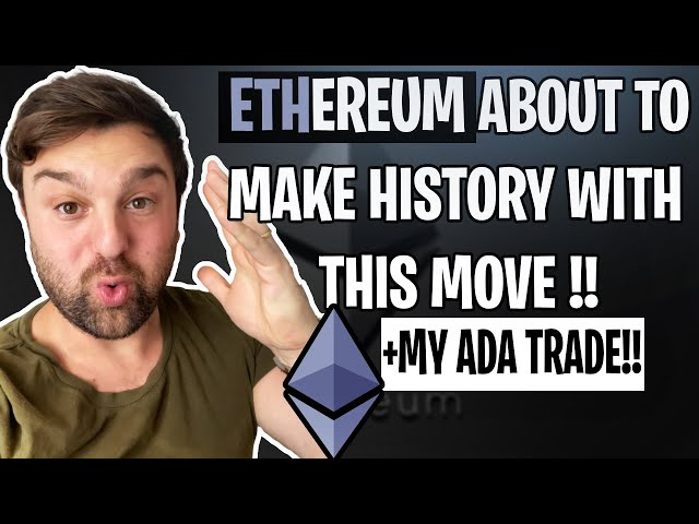 ETH TODAY!! // MY ETHEREUM PRICE PREDICTION TO {HISTORIC … #Ethereum #ETH