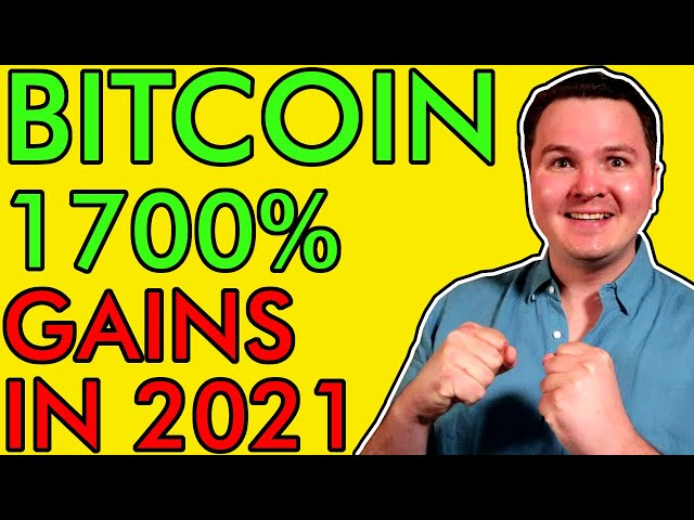 #Ethereum #ETH Bitcoin Historic 1,700% 2021 Rally! Ethereum & Altcoins Ready for BIG Move! [It's Finally Happening]