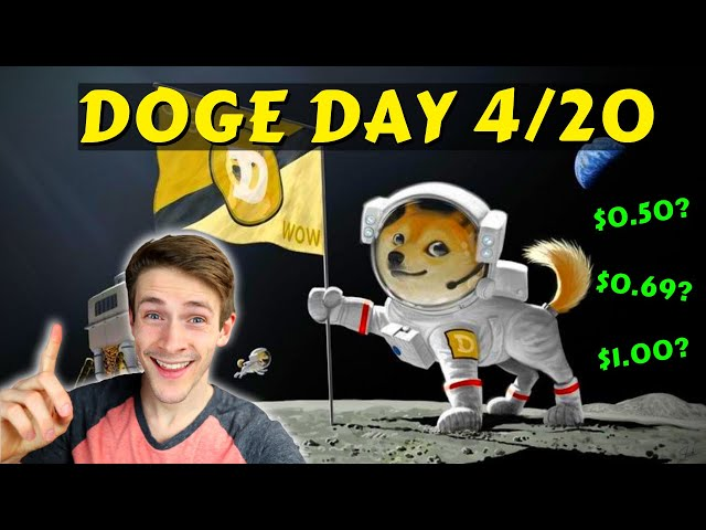 Dogecoin Prediction For Doge Day 4/20 (MUST WATCH)
