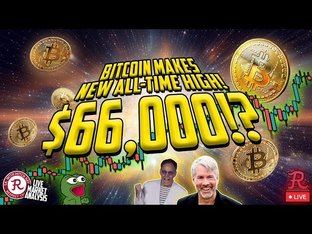 Bitcoin Live : BTC ALL TIME HIGHS, SUPPLY SHOCK IN FULL E… #btc #bitcoin