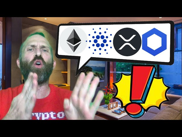 #Ripple #XRP VERY, VERY IMPORTANT WARNING FOR ALTCOIN HOLDERS!!!!!!!!!!!!!!!! [eth, xrp, ada, link..]