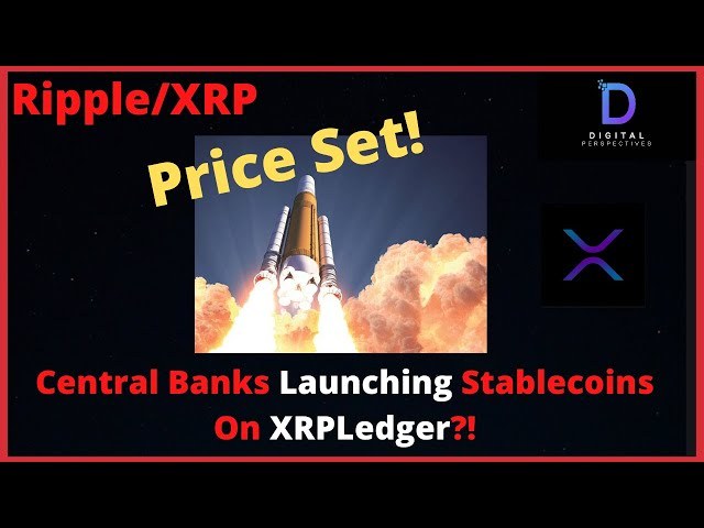 #Ripple #XRP Ripple/XRP-Brad Garlinghouse-Central Banks Launching Stablecoins On XRPLedger?!XRP/Global Stablecoin