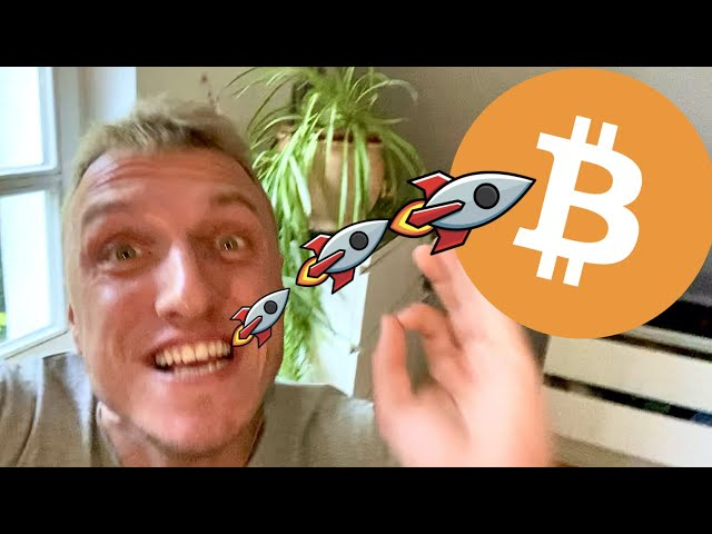#Bitcoin #BTC BITCOIN BREAKOUT RIGHT NOW EXACTLY AS PREDICTED!!!!!!!!!!! [..but this is ABSOLUTELY crazy]