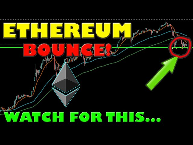 ETHEREUM HUGE UPDATE! WATCH FOR THIS REVERSAL PATTERN FOR ETH!
