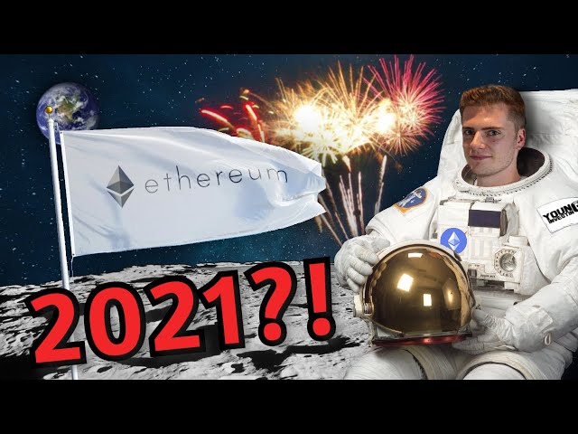 #Ethereum #ETH 2021 Will Be THE Year of ETHEREUM! (+ Price Prediction)