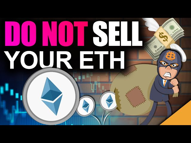 DO NOT SELL Your Ethereum! (BEST ETH & BTC Price Targets)