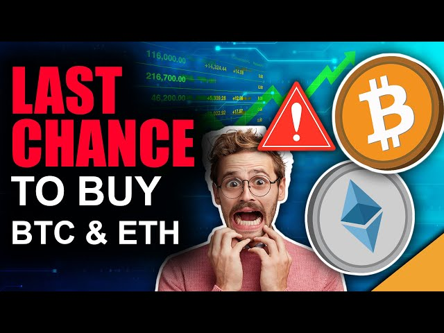 #Ethereum #ETH Emergency BTC Video!!!! LAST Chance to Buy Bitcoin & Ethereum!!!!!!!