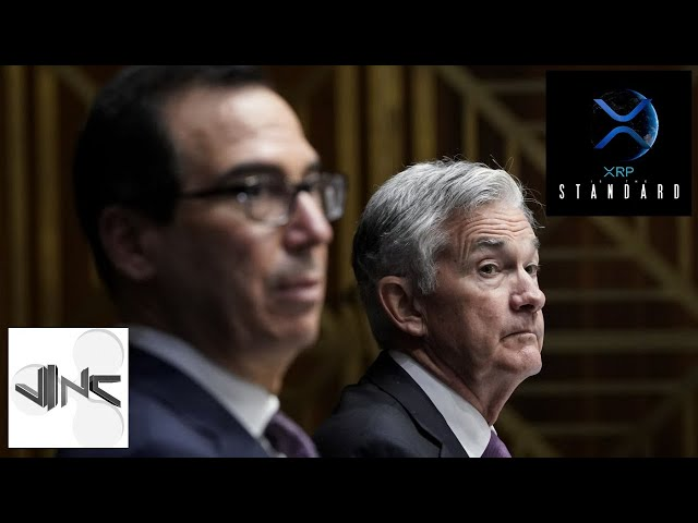 Ripple XRP: The Fed is Out of Fire Power & You Know Whats Next