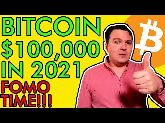 BITCOIN WILL HIT $100,000 IN 2021, BUY WHILE ITS STILL CH… #Bitcoin #BTC