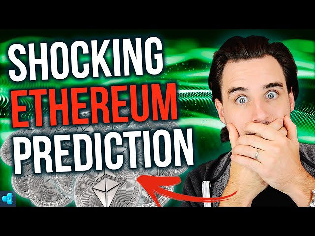 Shocking Report Reveals MASSIVE Ethereum Price! #Ethereum #ETH