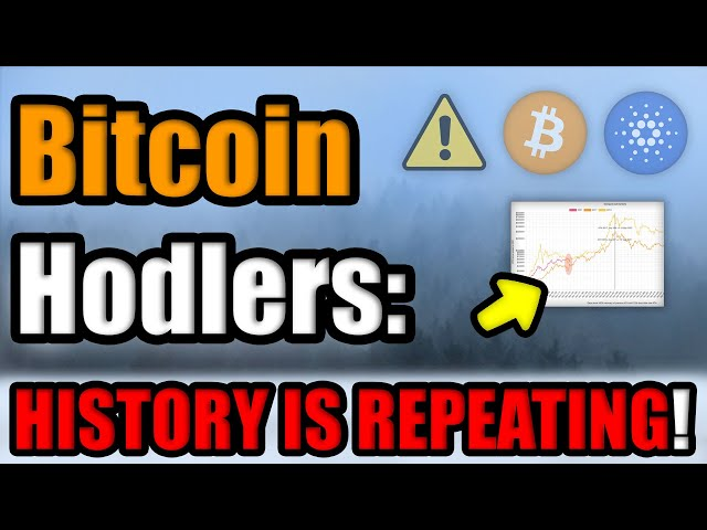 History is Repeating for Cryptocurrency Hodlers into May … #Litecoin #LTC