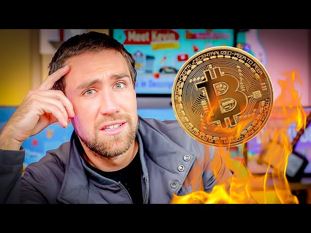 Bitcoin Double Spend | Why Bitcoin is Crashing | Ark Invest #Bitcoin #BTC