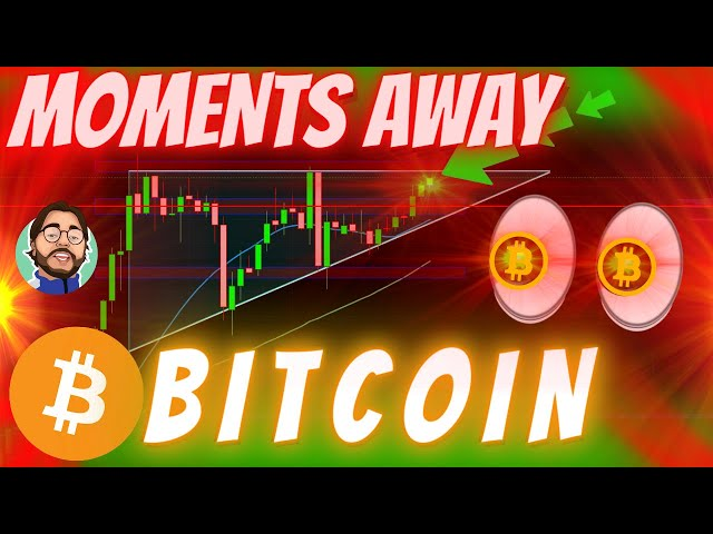 #Bitcoin #BTC ATTENTION: BITCOIN TO SHATTER HIGHER – WHAT IS THE *COMPLETE* BREAKOUT BTC PRICE??