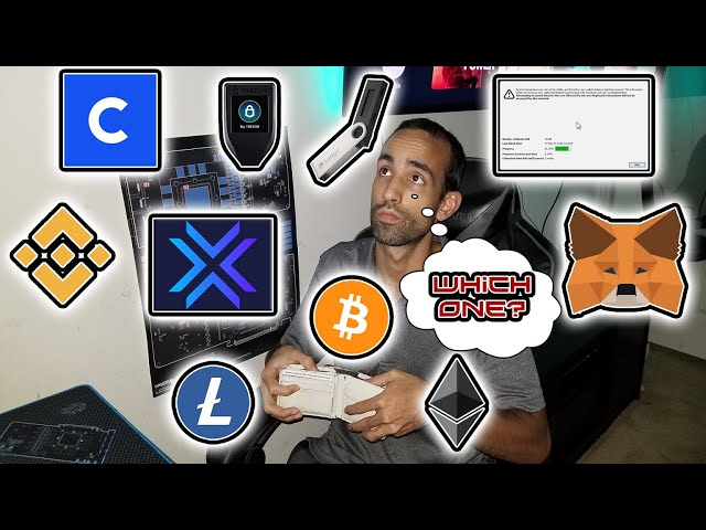 #crypto #beginner Whats the best Crypto wallet? – 2020 Beginners guide