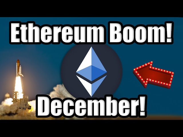 #Ethereum #ETH If You Hold Ethereum Cryptocurrency You NEED to See This!   Ethereum About to Explode in December!